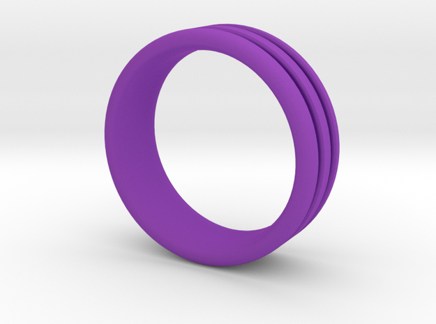 US10 O-Ring Ring: Glow (Plastic/Silver)