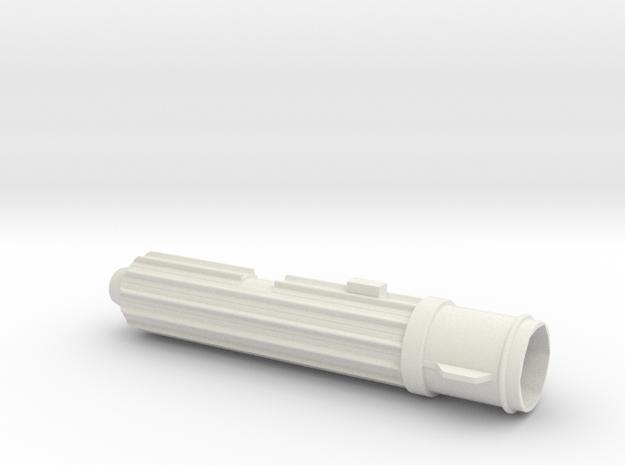 ROTJ EE-3 Barrel in White Natural Versatile Plastic