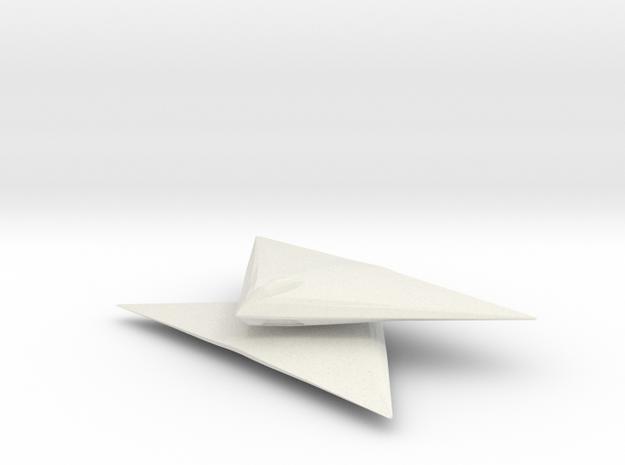 1/350 A-12 Avenger II (x2) in White Natural Versatile Plastic