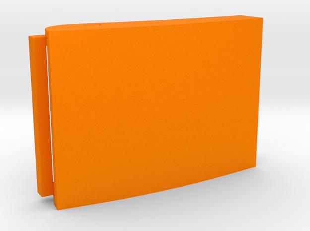 Custom Belt Buckle - Plastic (customizable) 3d printed
