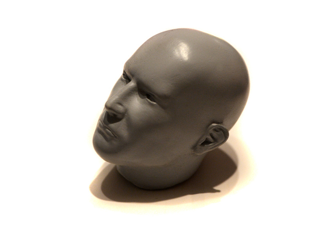 1/6 scale Highly detailed head figure Tete visage