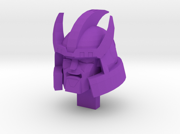 Galvatron TR Head Alternate Mouth