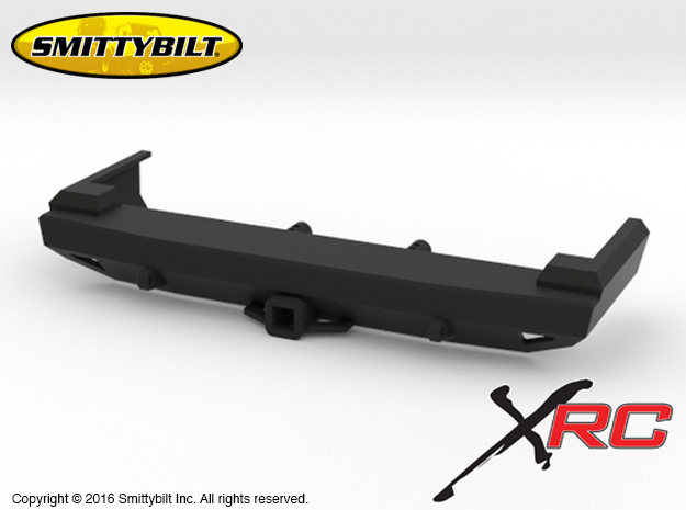 XJ10010 Rear Bumper (for Pro-Line XJ)