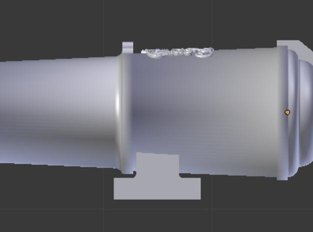 Gun ScaleSize 3d printed