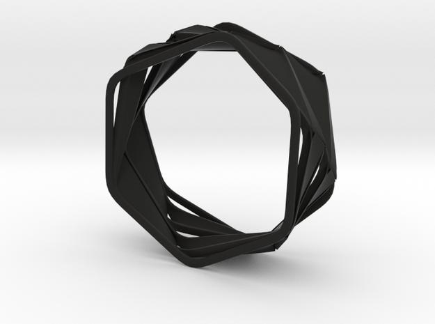 Vixen (size S) in Black Natural Versatile Plastic