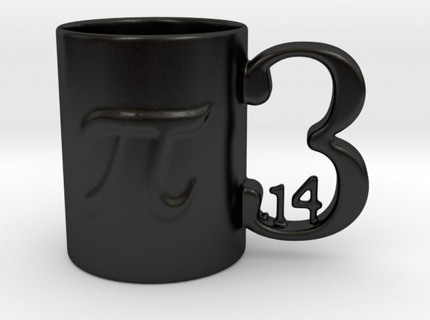Porcelain PI Mug