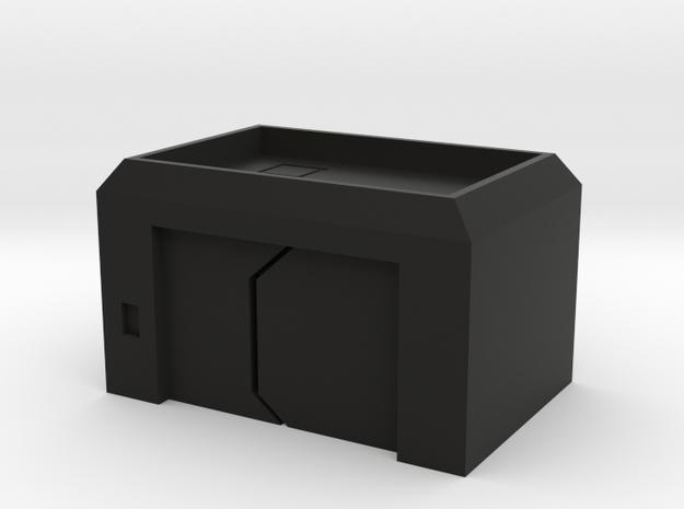 10mm Rooftop Elevator in Black Natural Versatile Plastic