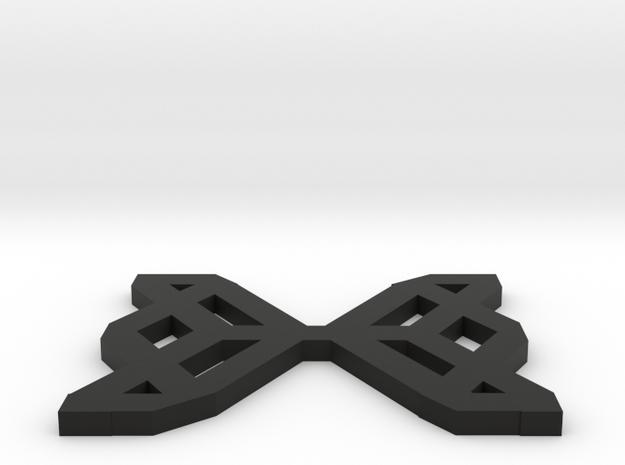 Hexa Pendent in Black Strong & Flexible