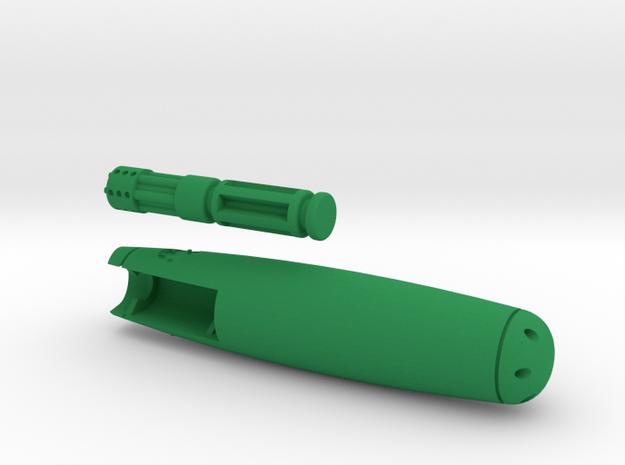 Dragonfly/Locust Gatling Pod 3d printed