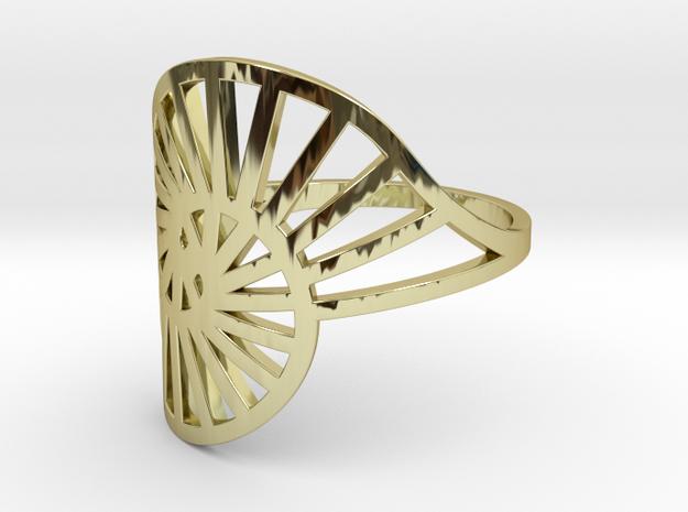 Nautilus Ring Size 10