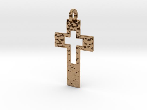 Cross Cutout 3d printed