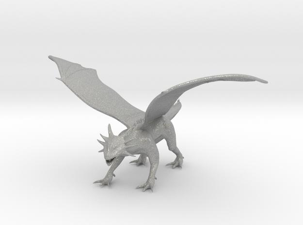 Hunting Dragon 3d printed