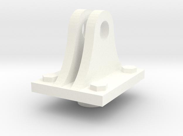 Oc in White Processed Versatile Plastic