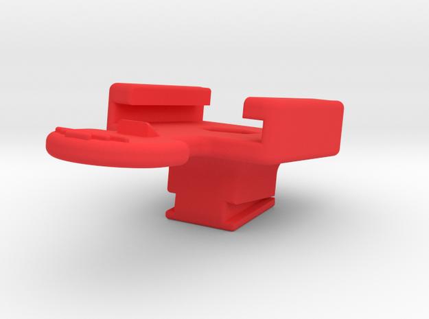 Trek Madone SL Planet Bike Superflash Insert in Red Processed Versatile Plastic