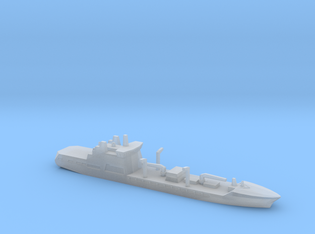 Tide-class tanker, 1/1800 (for FUD) in Smooth Fine Detail Plastic