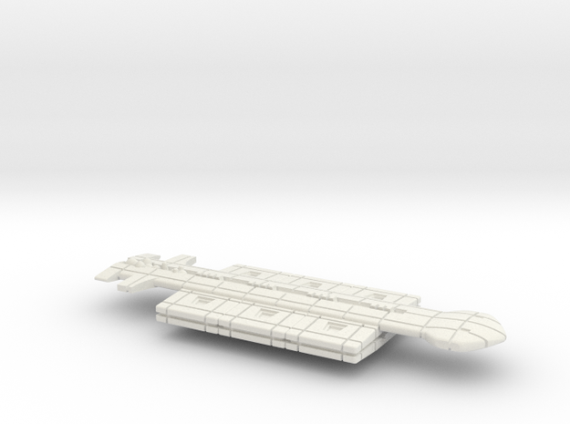 Freighter Class 6 in White Strong & Flexible