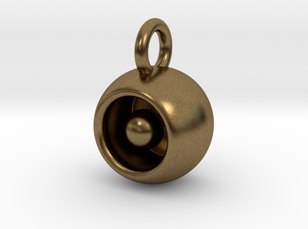 Levitation Sphere Pendant