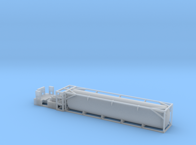FEC LNG Tank - HOscale