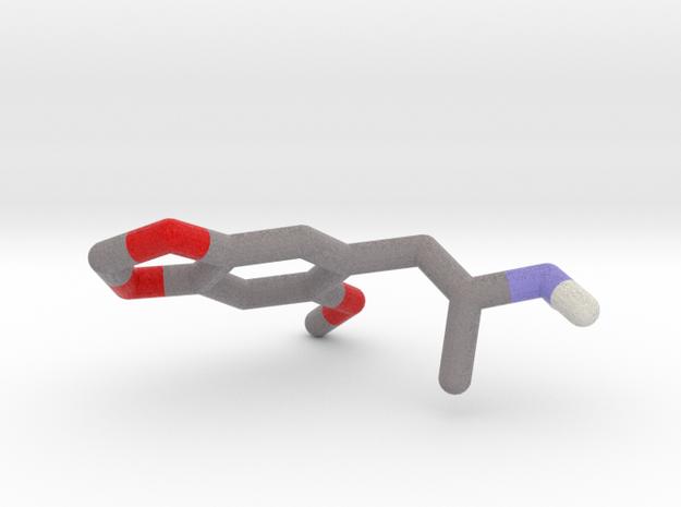 MMDA 2(2-methoxy-4,5-methylendioxy-amphetamine)