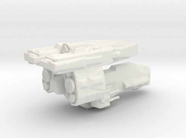 Narrater-class Ark in White Natural Versatile Plastic