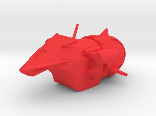 Reaver Series 1 in Red Processed Versatile Plastic