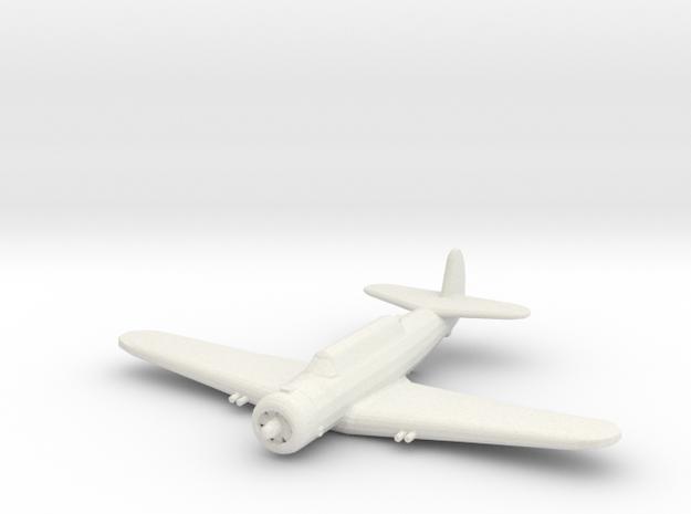 Vultee V-11 in White Natural Versatile Plastic: 1:200