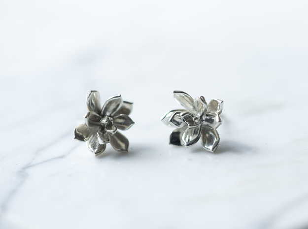 Succulent No. 3 Stud Earrings