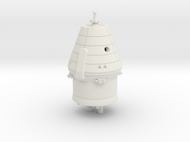 1:144 Federation / PTK Spacecraft (no solar panels