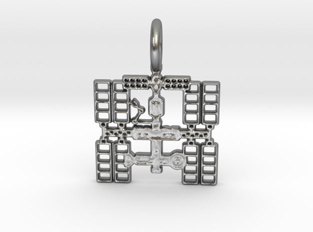 Space Station Pendant