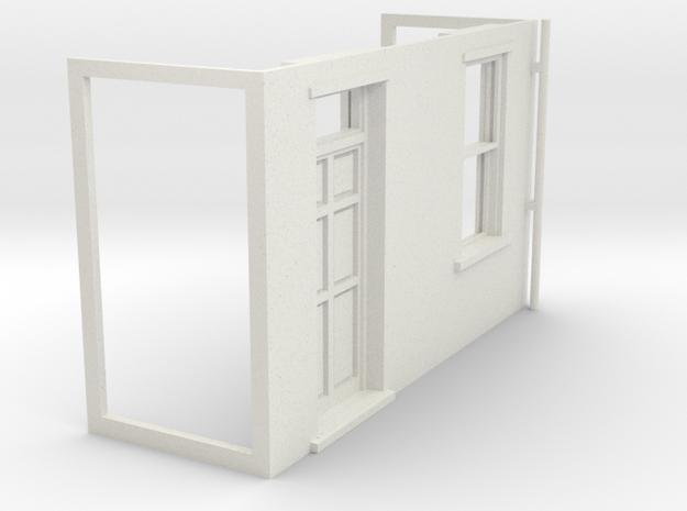 Z-87-lr-house-rend-tp3-ld-sash-rg-1 in White Strong & Flexible