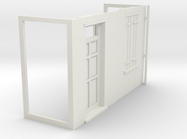 Z-87-lr-house-rend-tp3-ld-rg-sc-1 in White Natural Versatile Plastic