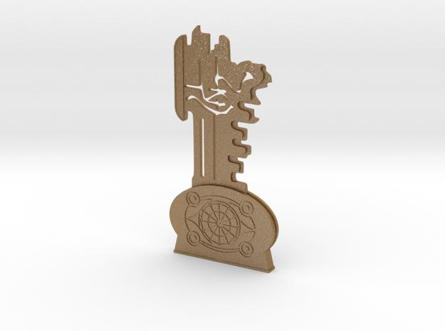 Thir13en Ghosts Brass Key Replica Prop