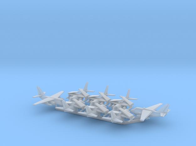 1/700 S-3A & ES-3A w/Gear x8 (FUD)