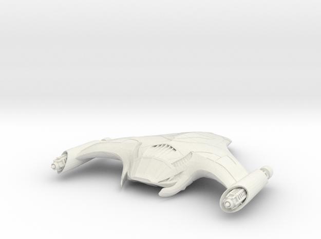 Killjoys in White Natural Versatile Plastic