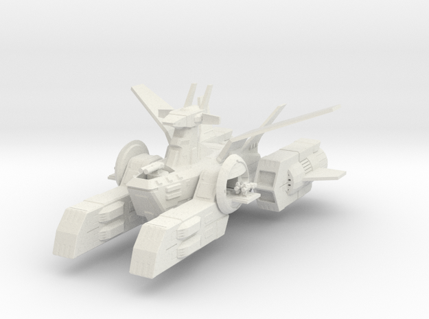 Pegasus 1:3000 in White Strong & Flexible