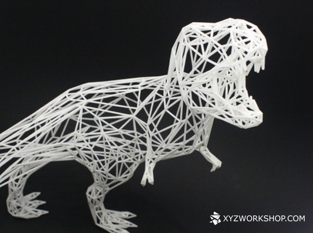 Dinosaur - T-Rex Roar (Digital Extinction) 3d printed