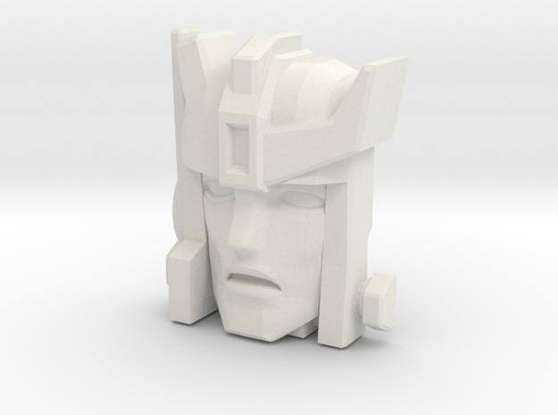 Autobot-X / Autobot Spike Face (Titans Return)