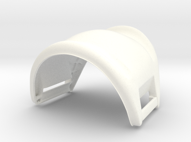 Ankle RIGHT (small 8-9) 3d printed