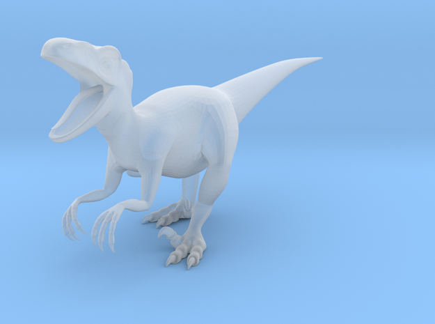 velociraptor in Smooth Fine Detail Plastic
