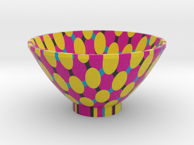 DRAW bowl - very tacky in Full Color Sandstone