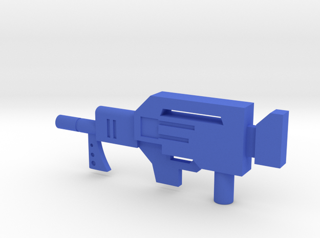 Final Blaster Mirage in Blue Processed Versatile Plastic