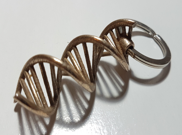 DNA Keychain