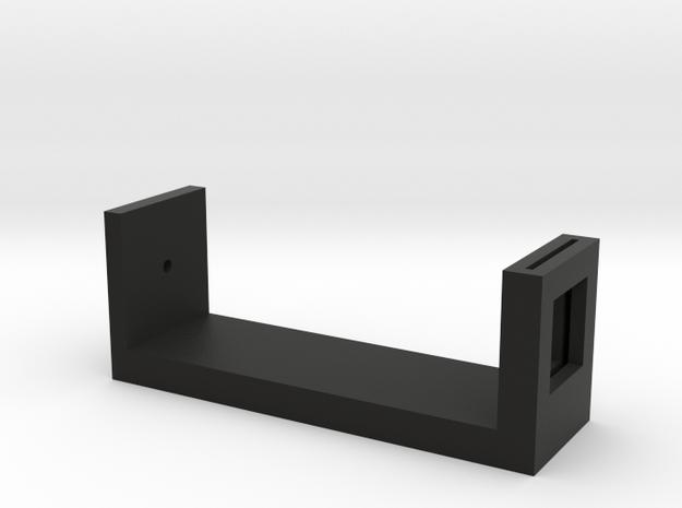 Solar Alignment Finder for Telescopes in Black Natural Versatile Plastic