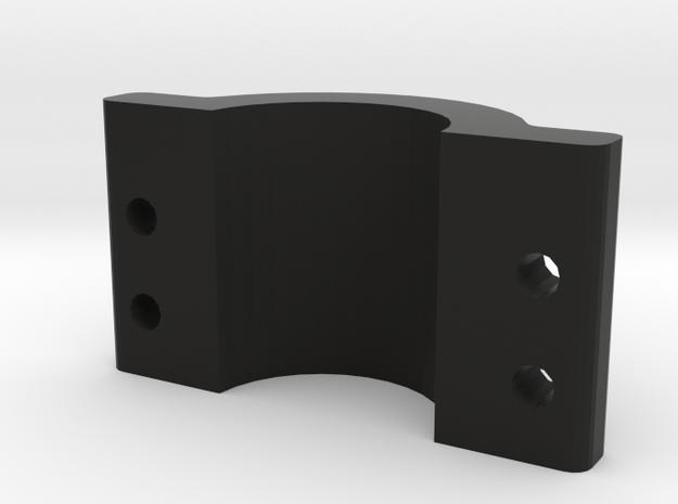 Handheld Grip Top in Black Natural Versatile Plastic