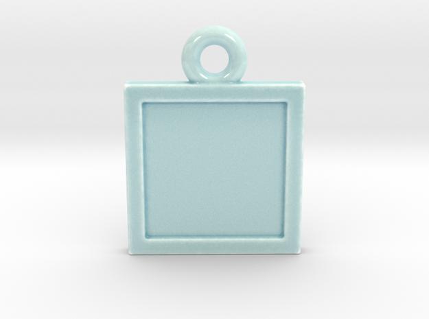 Celadon Selfie Ornament