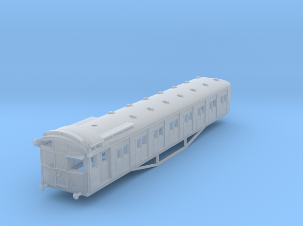 VR Tait M Car - Std Cab Ellip Roof Blnk Win (425M) in Frosted Ultra Detail