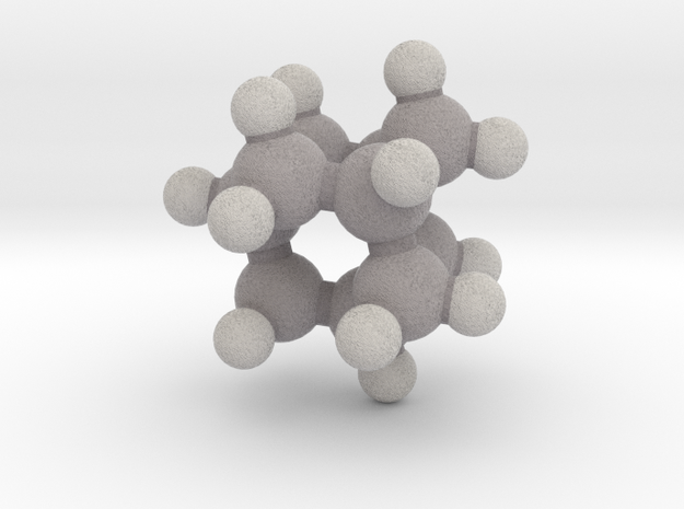 Adamantane in Full Color Sandstone