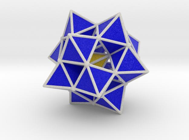 alpha-Keggin in Full Color Sandstone: Medium
