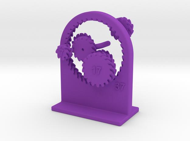Looney Gears 3d printed