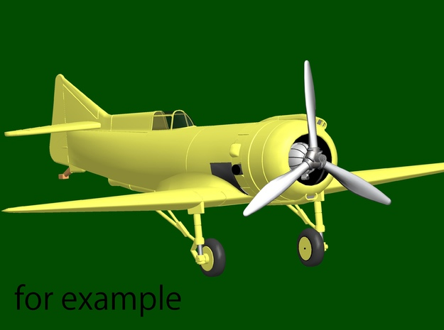 Marcoux-Bromberg Special (1939), scale 1/144